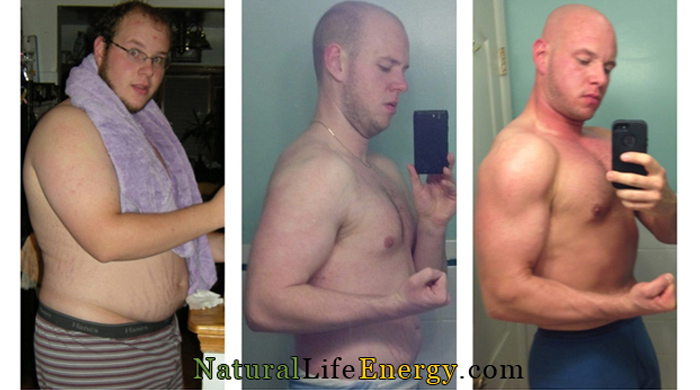 Michael Boan's Weight Loss Transformation